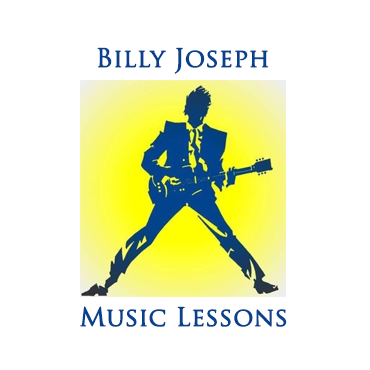 Billy Joseph Music Lessons logo