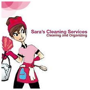Sara's Cleaning Services and Organizing PROFILE.logo