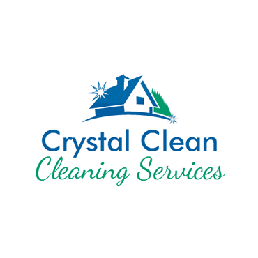 Crystal Clean Cleaning Services logo