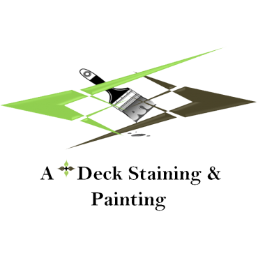 A+ Deck Staining & Painting PROFILE.logo