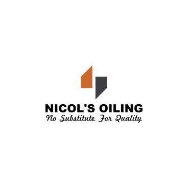 Nicol's Oiling logo
