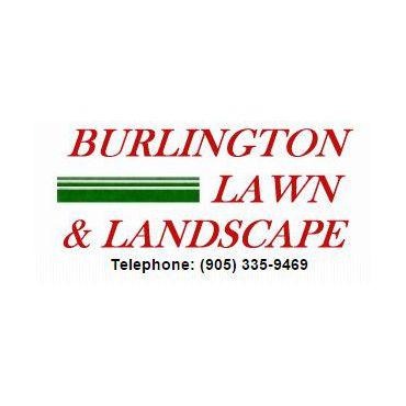 Burlington Lawn & landscape PROFILE.logo