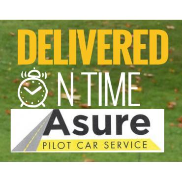 Asure Pilot Car Service logo