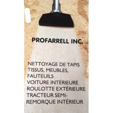 Profarrell Inc. PROFILE.logo