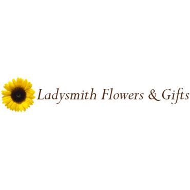 Ladysmith Flowers and Gifts logo