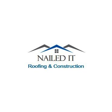 Nailed It Roofing & Construction logo