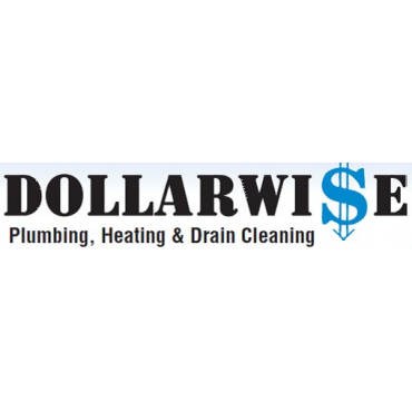 Dollarwise Plumbing, Heating & Drain Cleaning logo