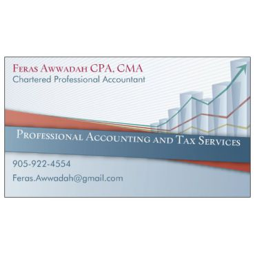 Professional Accounting and Tax Services - Feras Awwadah CPA, CMA PROFILE.logo