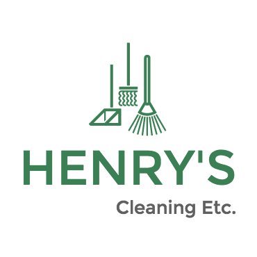 Henry's Cleaning Etc logo
