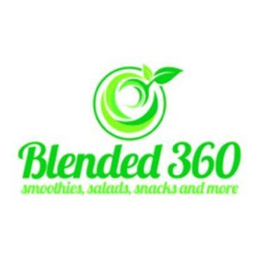 Blended 360 logo