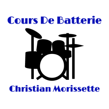 Cours De Batterie - Christian Morissette PROFILE.logo