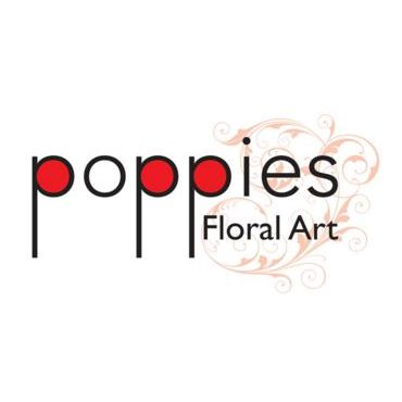 Poppies Floral Art PROFILE.logo