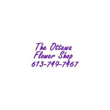 The Ottawa Flower Shop logo