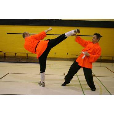 Quan Shu Martial Arts Club logo