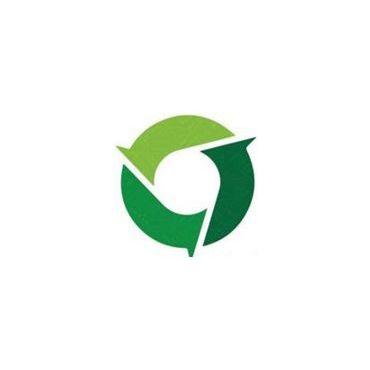 Green E-Recycling logo