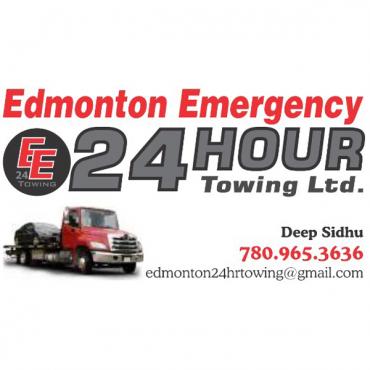 Edmonton Emergency 24 Hour Towing logo