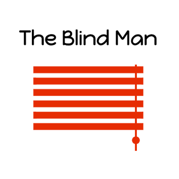 The Blind Man logo