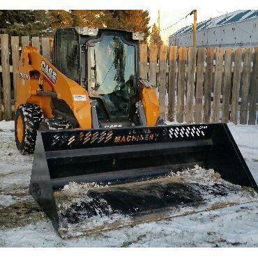 AB Snow Removal Services logo