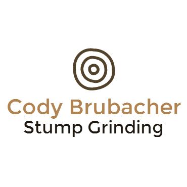 Cody Brubacher Stump Grinding logo
