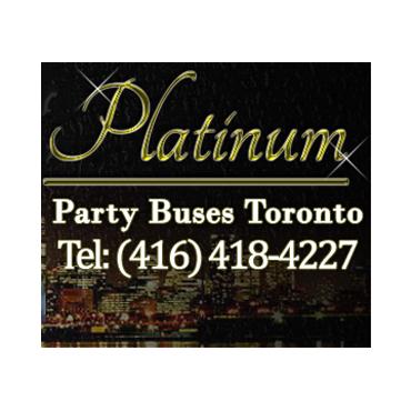 Platinum Party Bus Toronto PROFILE.logo