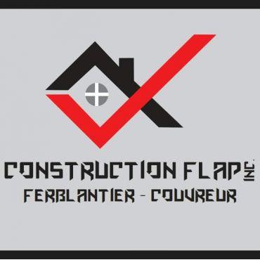 Construction FLAP Inc Ferblantier Couvreur logo