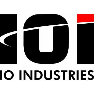 IO Industries Inc. logo