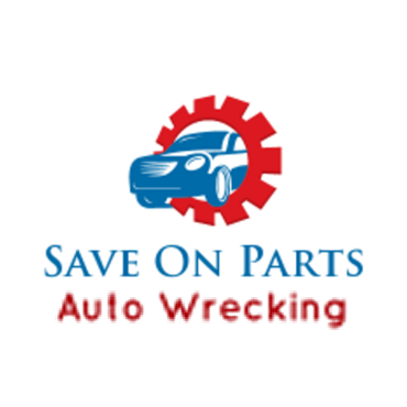 Save On Parts Auto Wrecking logo