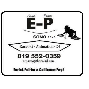 Les Entreprises Enrick Poirier logo