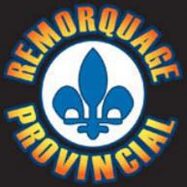 Remorquage Provincial Jacques D'Anjou logo