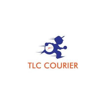 TLC Courier logo