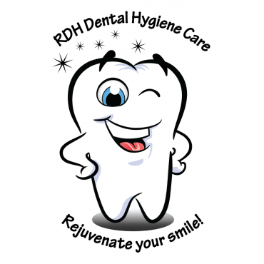 RDH Dental Hygiene Care logo