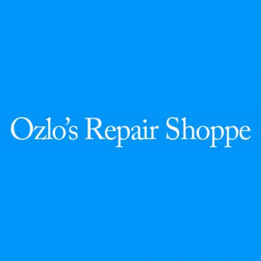 Ozlo's Repair Shop logo