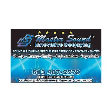 Master Sound logo