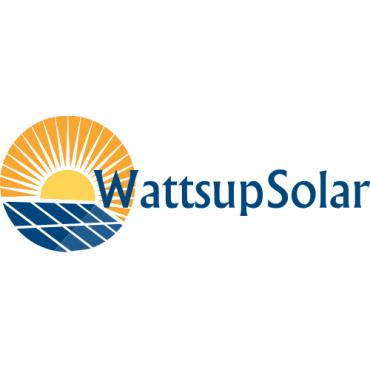 WattsupSolar logo