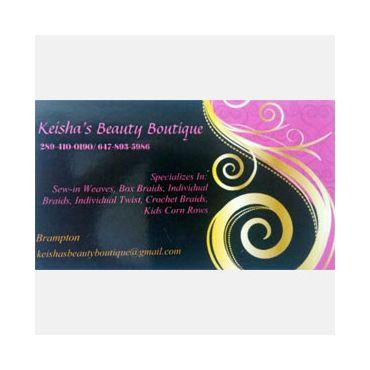 Keisha's Beauty Boutique logo