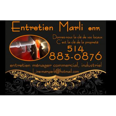 Entretien Marli Enr. PROFILE.logo