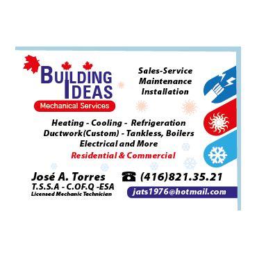 Building Ideas Electrical Mechanical Services logo
