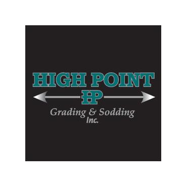 High Point Grading & Sodding Inc PROFILE.logo