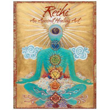 Reiki Healing Hearts logo