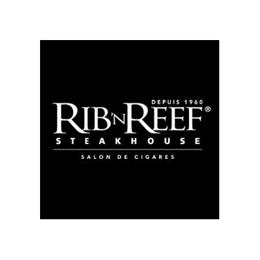 Steakhouse Restaurant Rib'N Reef PROFILE.logo