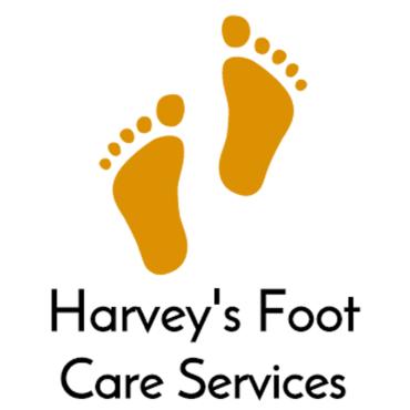 Harvey's Foot Care Services PROFILE.logo