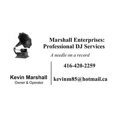 Marshall Enterprises logo