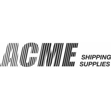 Acme Shipping Supplies logo