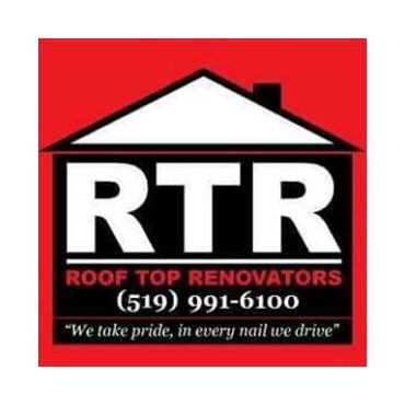 Roof Top Renovators logo