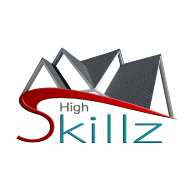 High Skillz Roofing logo