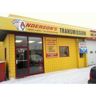 ANDERSON'S TRANSMISSION & AUTO CARE PROFILE.logo