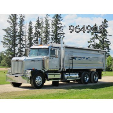2000 Western Star Grain Truck