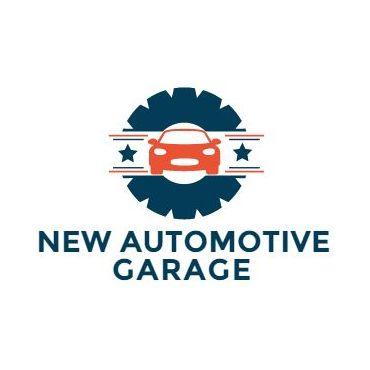 New Automotive Garage logo