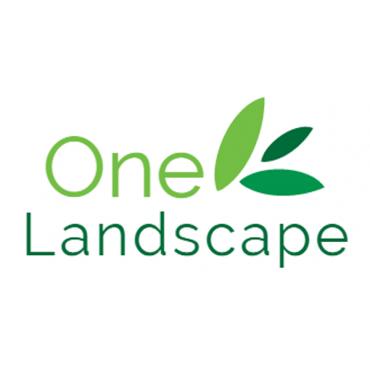 One Landscape Design Build logo