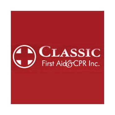Classic First Aid & CPR Inc logo